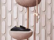 Sergio rossi présente nouveau concept boutiques