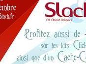 calendrier slackline l'avent 2017, Slack.fr