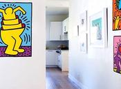 Keith Haring Nouveaux Stickers géants Avant Première