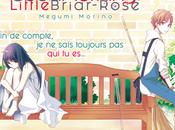 nouvelle série pour Megumi MORINO, l'auteure Good Morning Little Briar-Rose