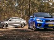 Audi 2018 Subaru Match comparatif
