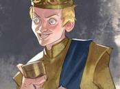 personnages Game Thrones sous coup crayon Ramon Nunez