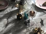 déco table tout douceur pour Noël