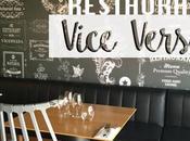 Vins Gastronomie Vice Versa Hyères