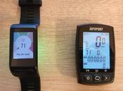 Utilisez cardio-fréquencemètre montre Garmin compteur vélo iGPSPORT IGS50E
