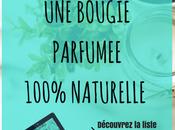 Comment faire soi-même bougie parfumée 100% naturelle