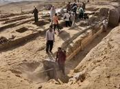 Découverte d'une ancienne cité égyptienne vieille 7000
