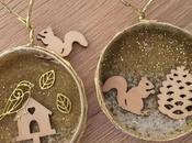 Petites décorations Noël pour sapin
