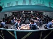 Ronde London Chess Classic Anand