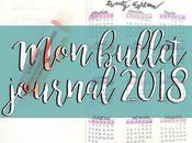 Bullet Journal BuJo 2018