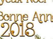 Joyeux noel bonne annee 2018