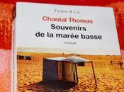 Souvenirs marée basse Chantal THOMAS