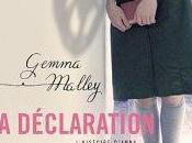 Déclaration l'histoire d'Anna, Gemma Malley