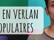Verlan connaissez-vous l'argot secret Français