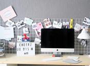 Bienvenue dans bureau, Mood Board avec Cheerz Concours
