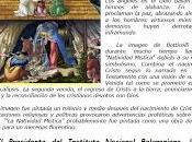 L'Instituto Nacional Belgraniano choisit grande peinture religieuse pour vœux [Fin d'année]