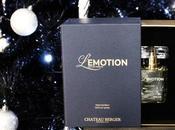 L'Emotion Château Berger, nouveau parfum d'hiver.