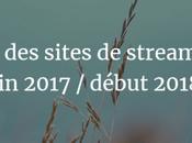 sites streaming pour regarder films séries 2017 début 2018