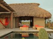 Mexique, dormir dans cabane plage luxe