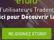 iToro bourse (eToro) Trader, investir gagner plus trading social