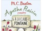 Agatha Raisin Enquête Claire Fontaine Beaton