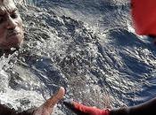 Près migrants meurent lors d'un naufrage large Libye