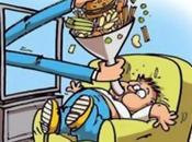 mensonges matière d'alimentation