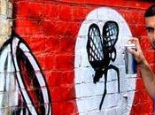 l'Art contre haine #paintback #NONazis #antifa