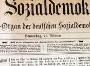 Février 1884. Virulentes attaques d'un journal socialiste contre Louis Bavière.