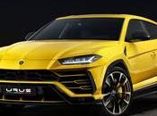 Lamborghini Urus super sportif beauté bestiale