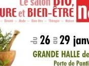 Vivez Nature salon bien-être Paris janvier