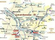 Automne dans (Lot-et-Garonne)