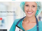 Theme WordPress pour professionnels santé