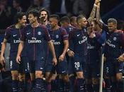 L'équipe type 21ème journée chargée Parisiens
