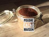 Chocolat poudre (nesqui..) maison