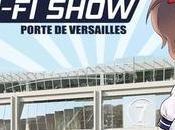 Paris Manga & Sci-Fi Show 2018 font plein Stars Ciné Séries février