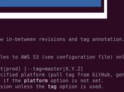 Dispak Gestion déploiement tags/branches serveurs/services