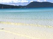 Découverte Rong Samloem, plus belles îles Cambodge