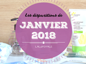 disparitions Janvier 2018
