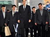 Corée L'héritier Samsung remis liberté