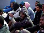 autorités libyennes complices dans hausse trafic d'êtres humains