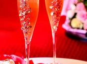 K.I.R Kiss Red, cocktail Saint-Valentin Joseph Cartron