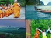 Thaïlande decalée, court long (clips)