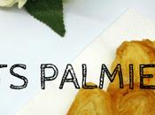 Biscuits palmiers fait maison