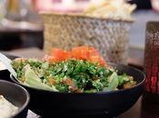 S'évader Liban plein Paris avec restaurant libanais Loubnane
