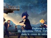 jour Final Fantasy Pocket Edition (iPhone iPad gratuit)
