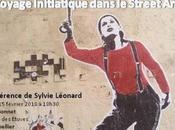 MONTPELLIER L'art urbain dans l'Écusson Montpellier Conférence Sylvie Léonard février