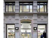 Espagne batterie d'iPhone explose plein Apple Store