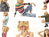 VOLCOM GEORGIA JAGGER collection inspirée streetwear années