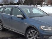 Essai routier Volkswagen Golf Alltrack 2018 familiale, mieux qu'un